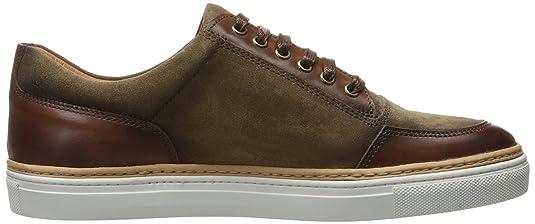 Kenneth Cole Prem-IUM, Zapatillas para Hombre, Marrón (Brown Combo 215), 40 EU