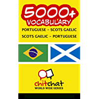 5000+ Portuguese - Scots Gaelic Scots Gaelic - Portuguese Vocabulary