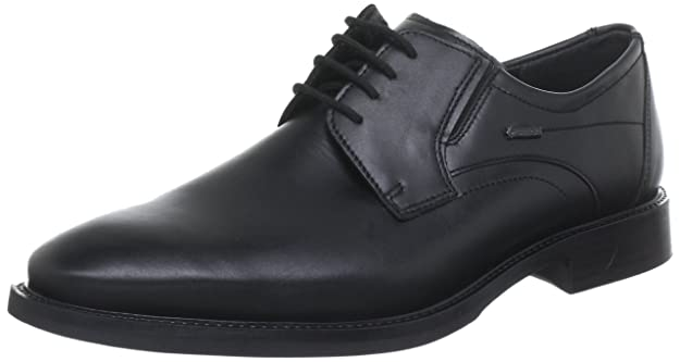Fretz Men Fred, Business homme Noir - Schwarz (noir 51) 41.5