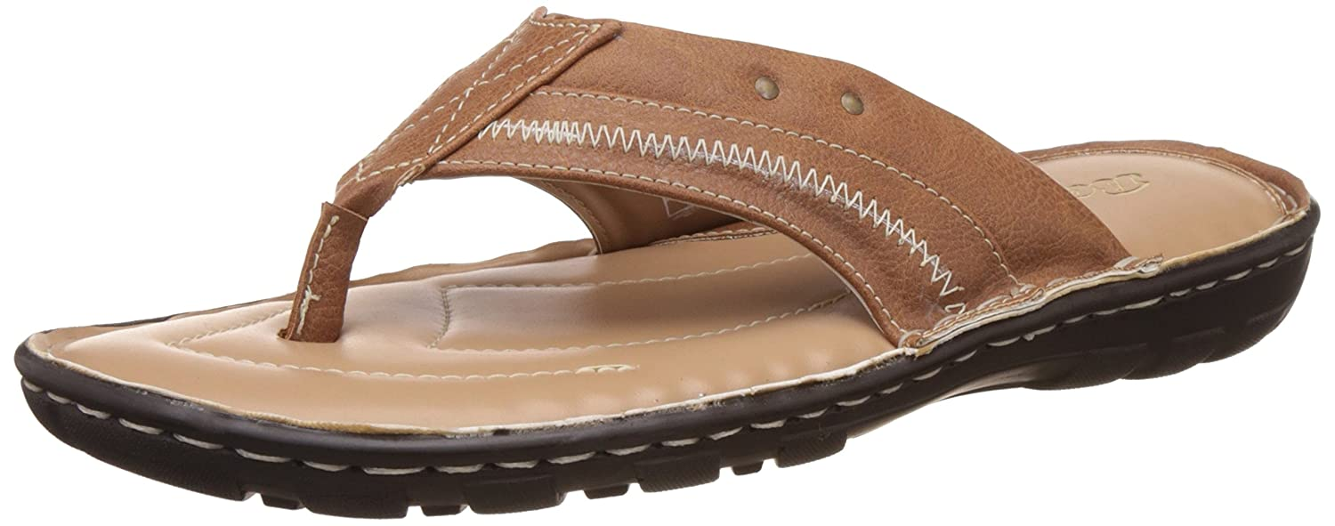 7eed42f718031 BATA Men s Hugo Th Brown Hawaii Thong Sandals - 7 UK India (41  EU)(8714573)  Buy Online at Low Prices in India - Amazon.in