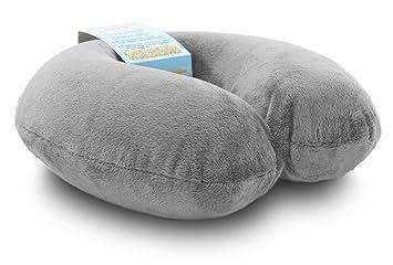 Amazon.com: Cómoda almohada de viaje, envué ...