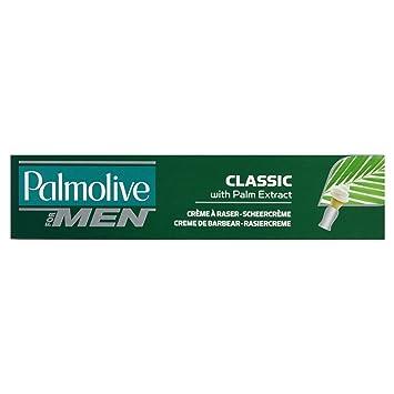 Palmolive Para Hombre Clásico Palma Extracto Crema De Afeitar 100ml
