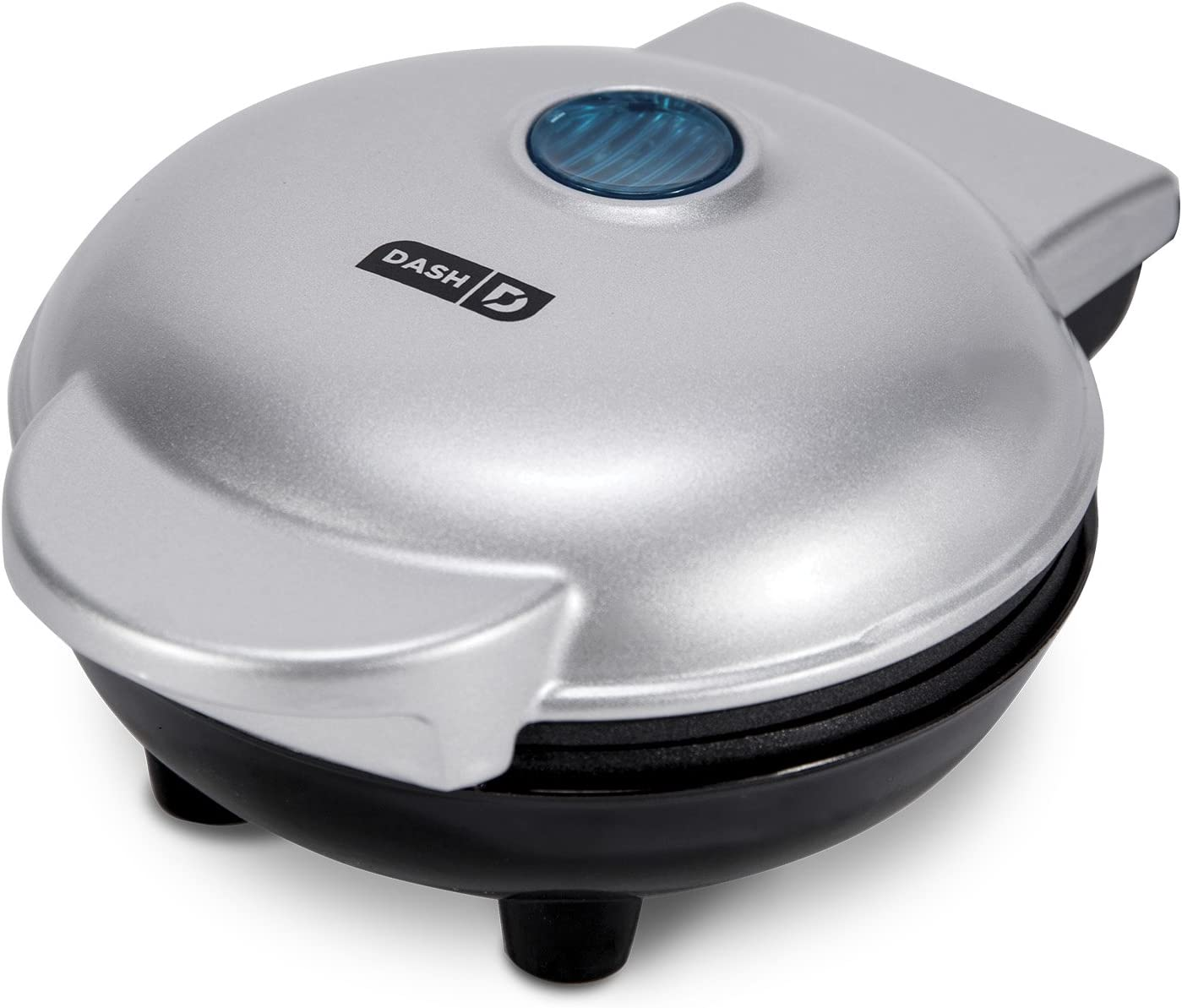 Dash DMS001SL Mini Maker Electric Round Griddle for Individual Pancakes...