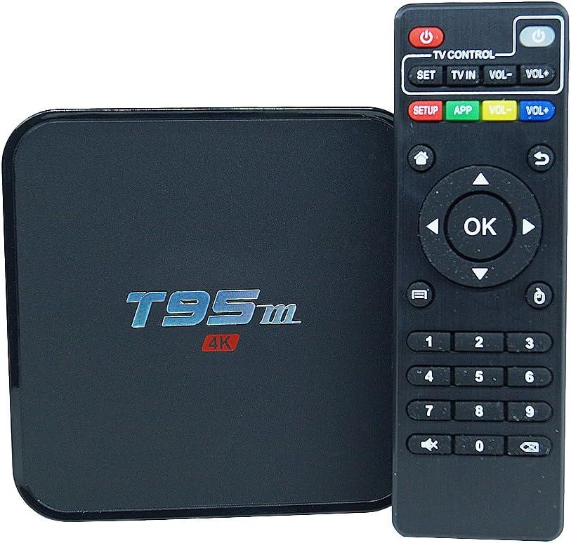 Android TV Box Internet TV Smart TV Wifi HD USB HDMI 4 K T95 M ...