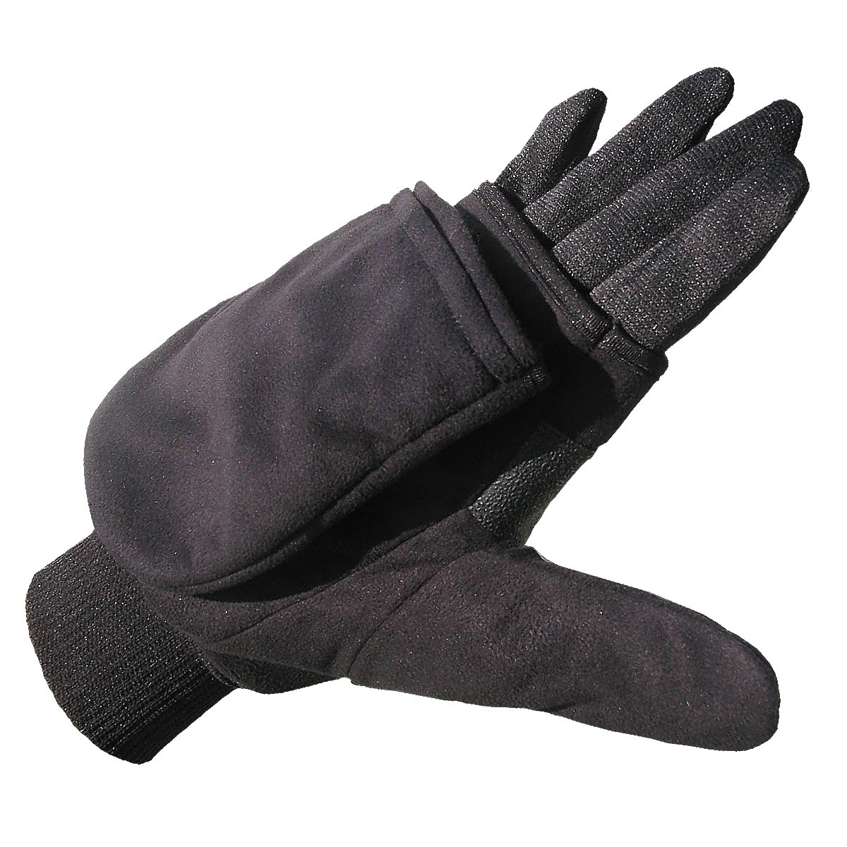 with Hand Heat Warmer Pockets Heat Factory Gloves with Pop-Top Mittens