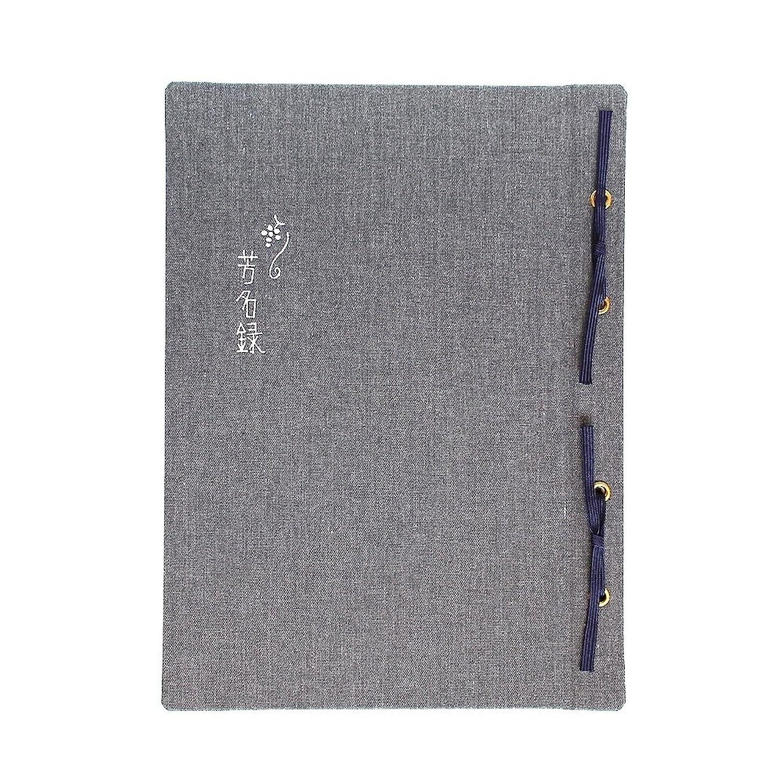 呉竹 テキスト ノート マーカー カリグラフィー ゴシック体 練習帳 ECF6-1