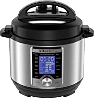 Instant Pot Ultra 10-in-1 Multi- Use Programmable Pressure Cooker, Slow Cooker