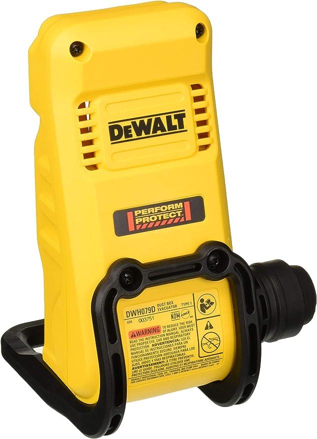 DEWALT DWH079D Aspiradora de caja de polvo: Amazon.es: Bricolaje y ...