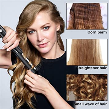 Amazon Professional Hair Straightener 4 In 1 Multifunctional
