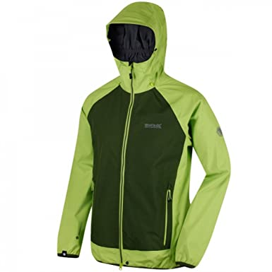 26913f798 Regatta Mens Imber III Lightweight Waterproof Jacket at Amazon Men's  Clothing store: