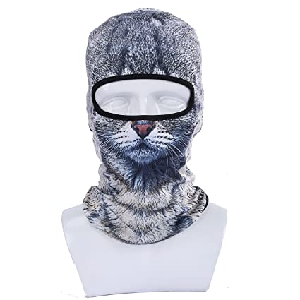 ECYC Fleece Warm Face Mask Windproof Balaclava Hood Motorcycle Ski Winter  Snowmobile Outdoor Research Cold Weather 3da0fe26f9f0