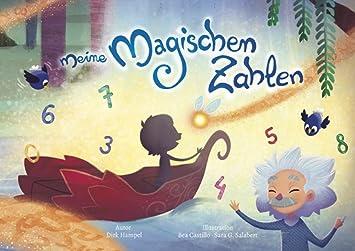 Personalisiertes Kinderbuch Meine Magischen Zahlen Von My Magic Story Geschenk Zu Geburt Taufe Einschulung Geburtstag Geschenkidee Für Mädchen Und