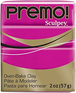 product image for Premo Sculpey Polymer Clay 2 Ounces-Fuchsia