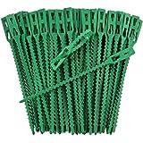 Pianta Clip potenza stabili graffette Extra grande per spaliere arco per Rose traliccio ecc., iapyx®