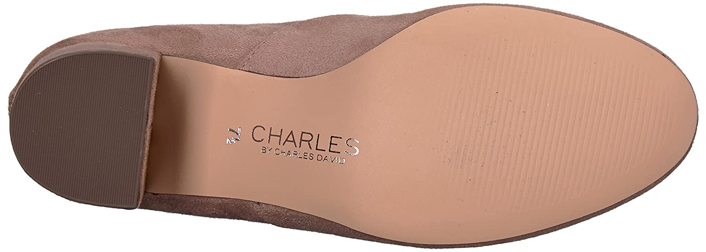 Charles by Charles David Women's Owen Fashion Boot B072FBYGG6 8.5 B(M) US|Taupe