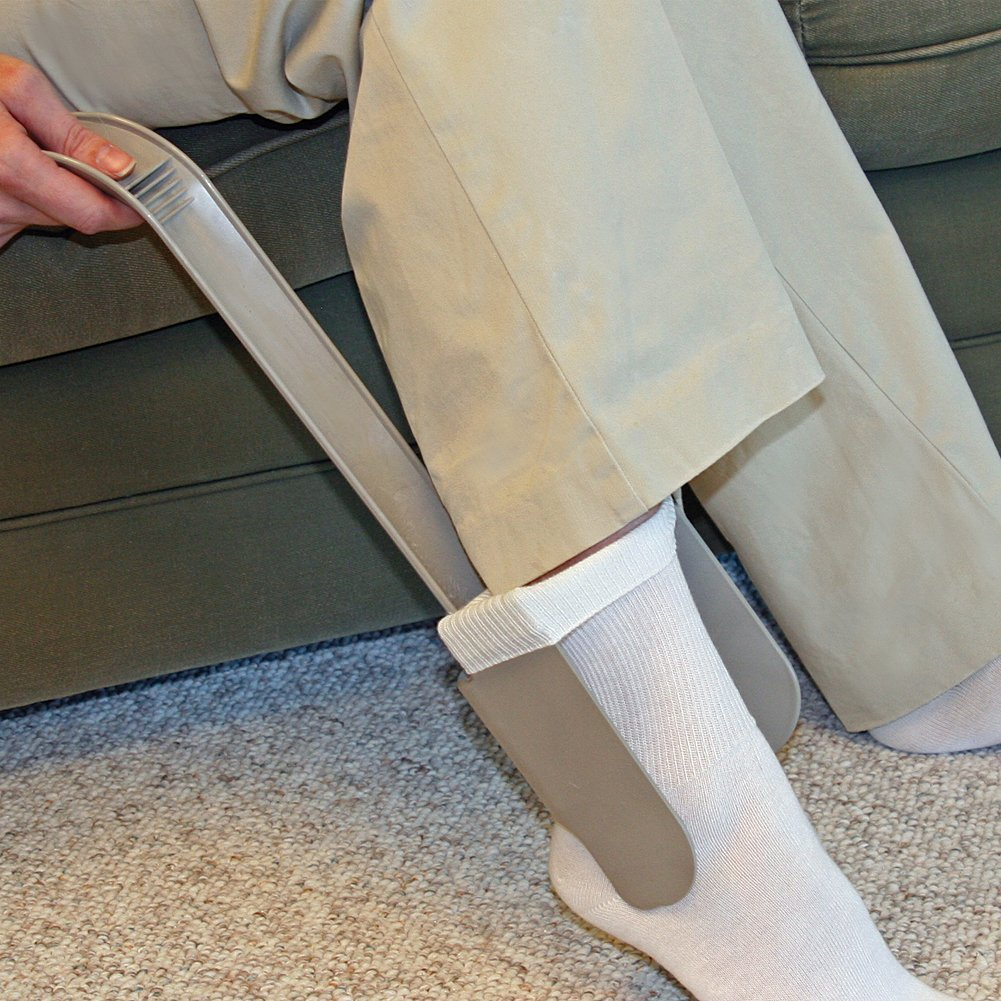Sock Horse - Sock Aid Helps You Put on Your Socks,Reduces Back Strain by Sock Horse