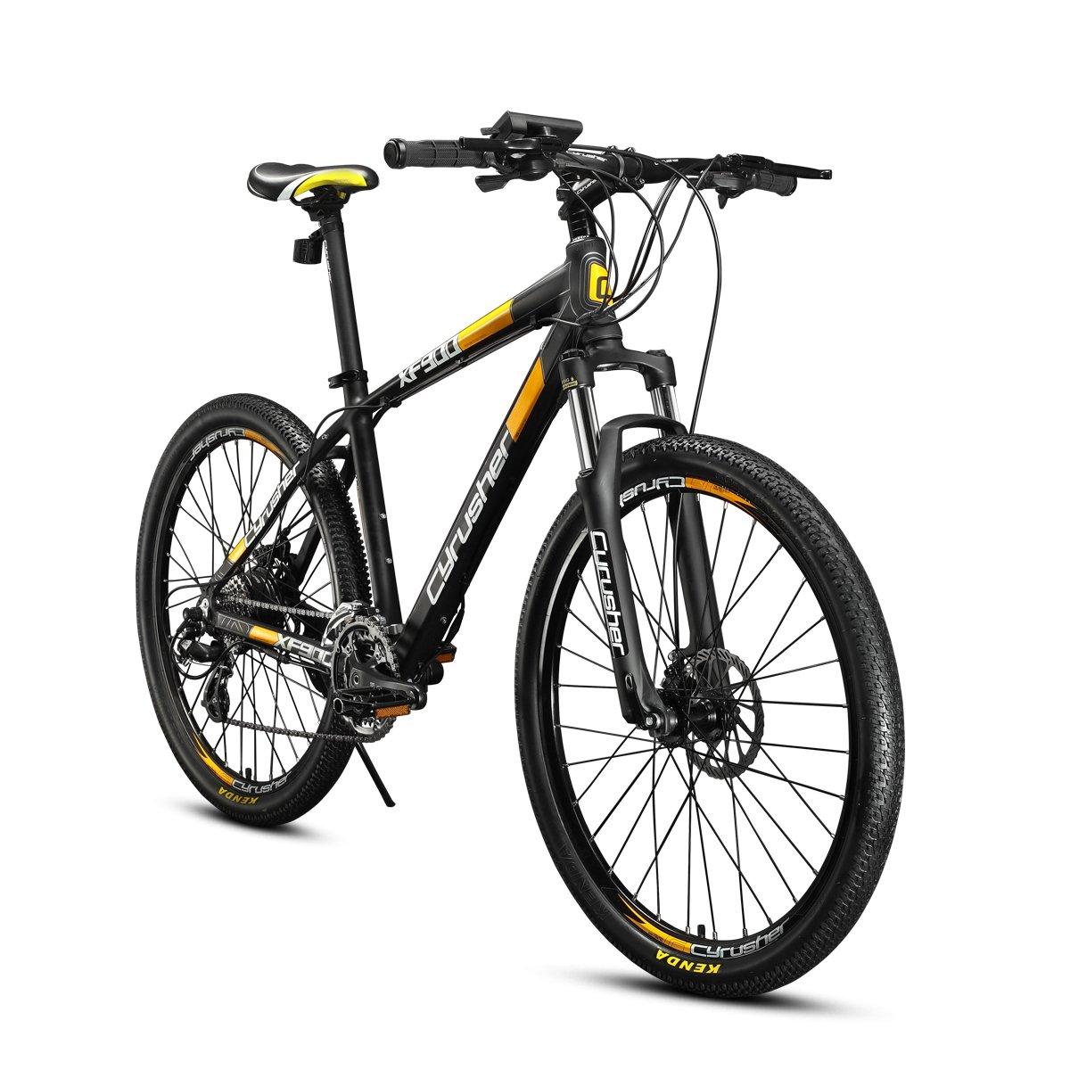 Excy XF900 電動自転車 マウンテンバイク MTB シマノ24段変速 タイヤ27.5インチ アルミフレーム ディスクブレーキ B07HBTSLJD