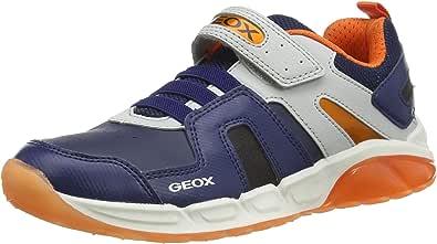 Geox J Spaziale Boy A, Zapatillas Niños