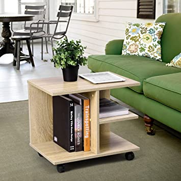Multi función Muebles Mesa de café, Mesa Auxiliar, Soporte de TV, mesita de