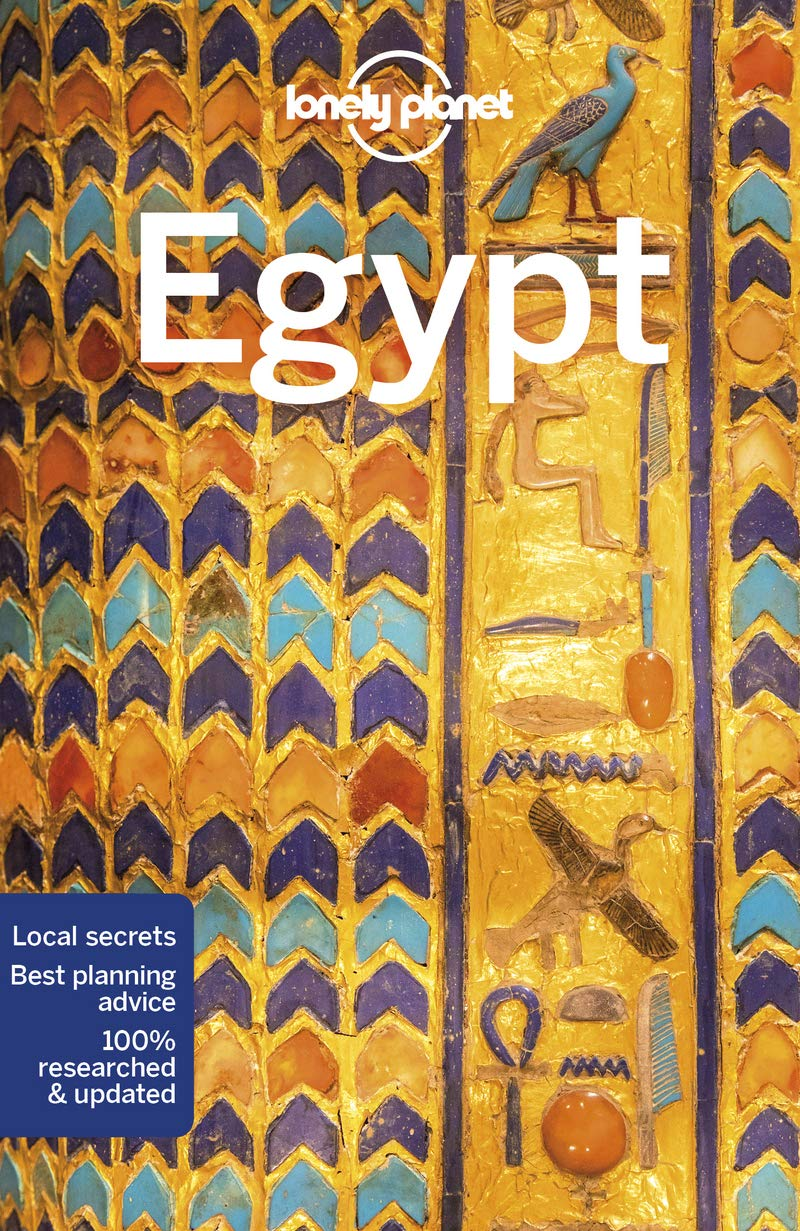 Lonely Planet Egypt (Travel Guide): Lonely Planet, Jessica