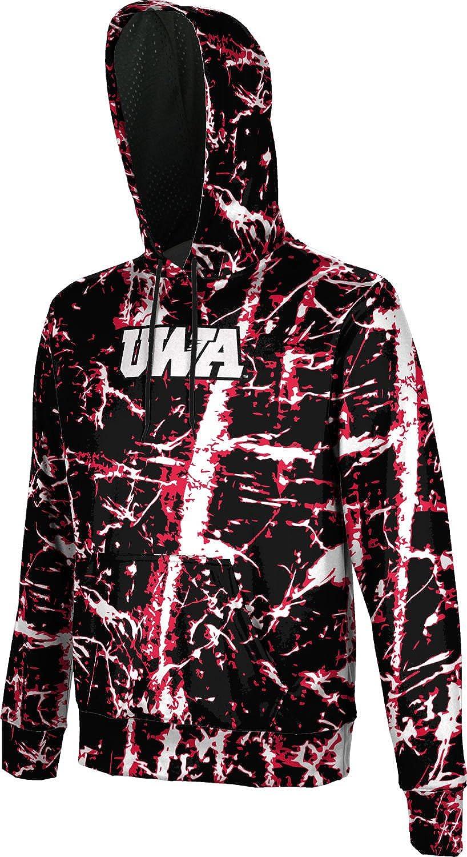Distressed ProSphere University of West Alabama Boys Hoodie Sweatshirt