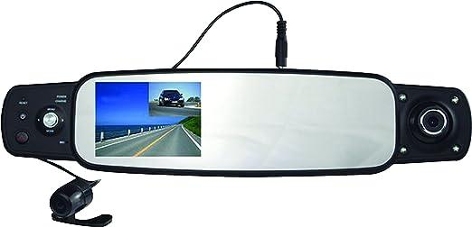 coby electronics 1080p car dash cam with gps log book