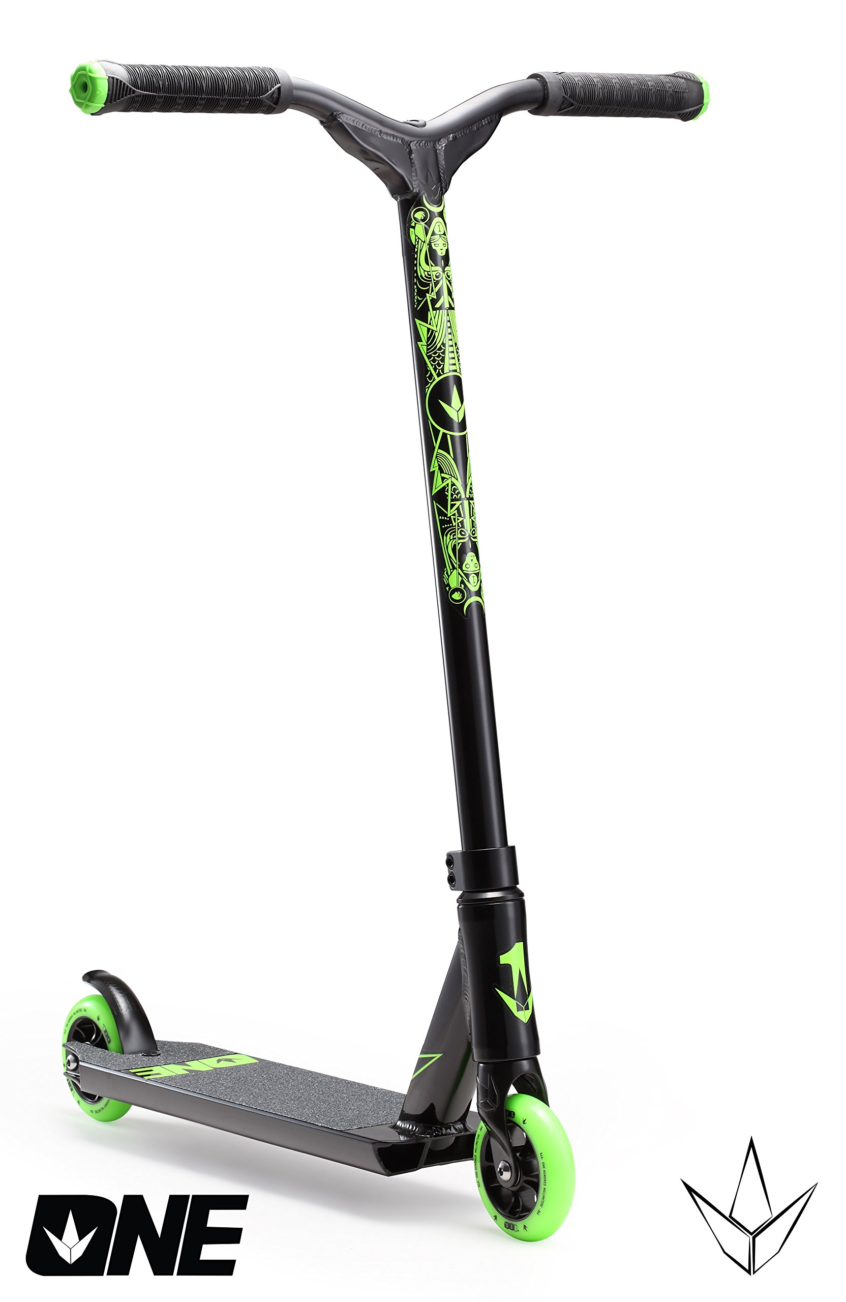 Envy One Scooter (Green) by Envy Scooters