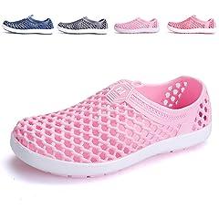 d2547eaa23eef ANLUKE Women Summer Clog Breathable Slip On Nursing Garden Shoes Beach -  Casual Women s Shoes