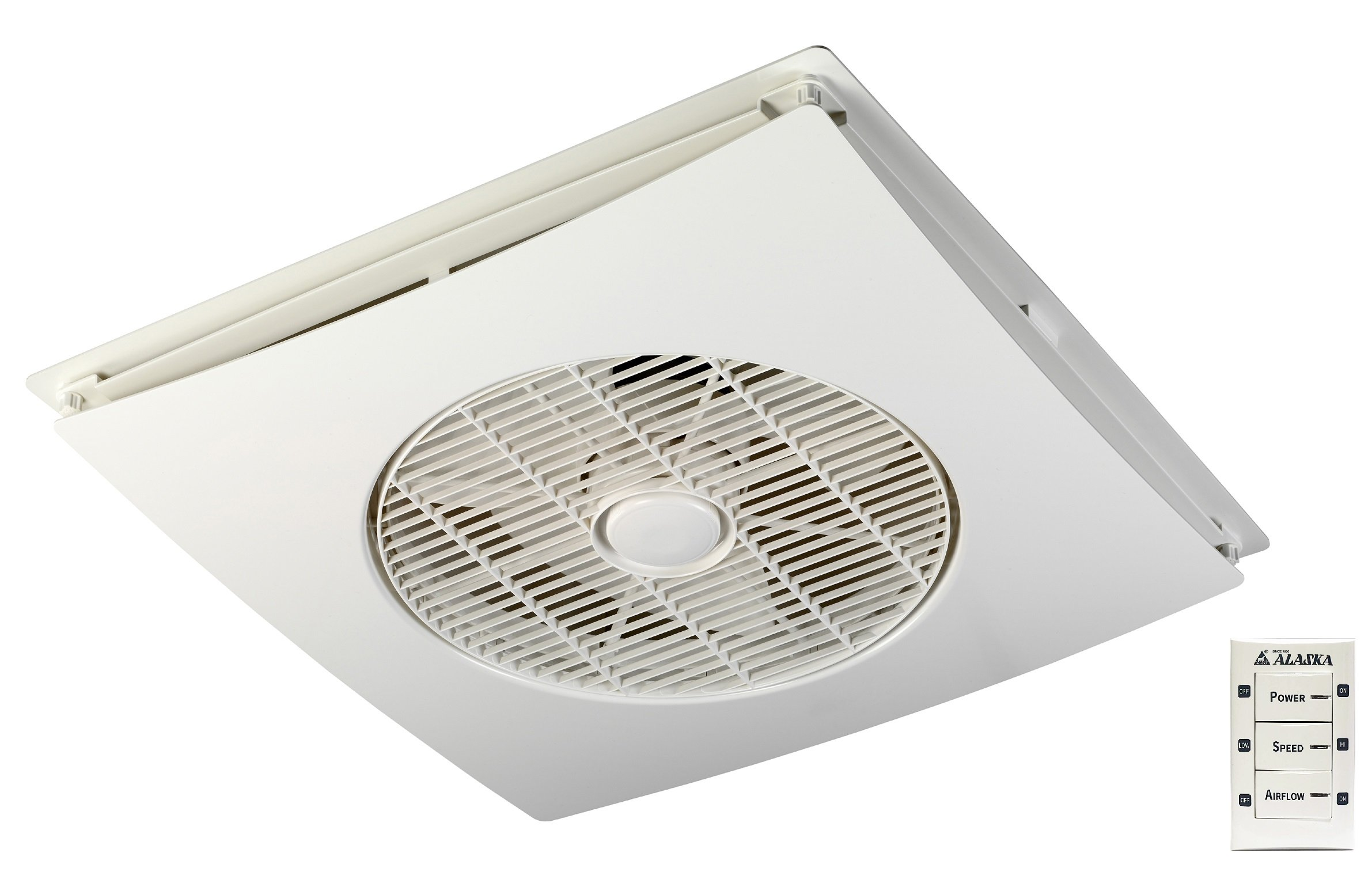 Drop Ceiling Tile Fan Sa 398wc Fan For Drop Ceiling Installation Only 2 Speed Master Wall Control Included Buy Online In Grenada At Grenada Desertcart Com Productid 71525038