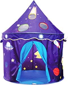 Eggsnow Spacious Play Tent for Kids Gaming,Bright Color Indoor Tent for Kids Entertaining