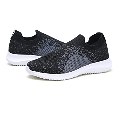 Adadila Casual Walking Shoes Fashion Breathable Sneakers Mesh-Comfortable Work Shoes | Walking