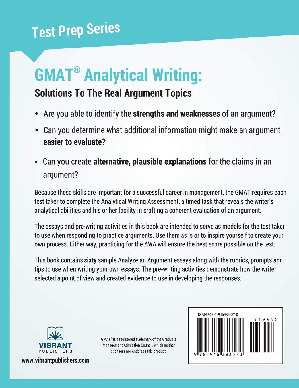 analytical argument
