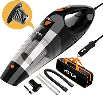 HOTOR Corded High Power Car Vacuum Cleaner