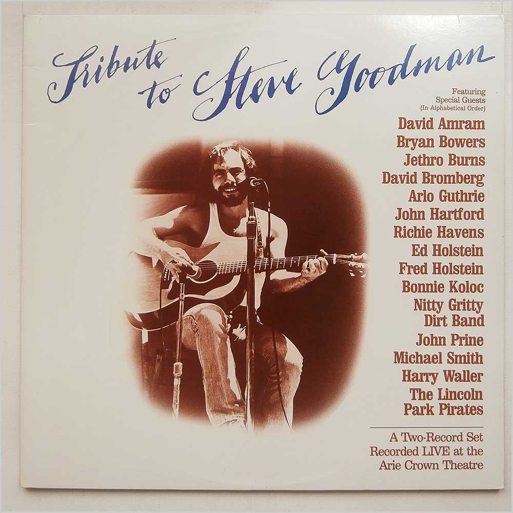 A Tribute to Steve Goodman [Vinyl]