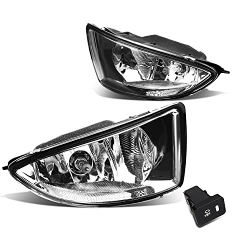 For Honda Civic 2/4-Door EM2/ES1/ES2 Pair of Bumper Driving Fog Lights on