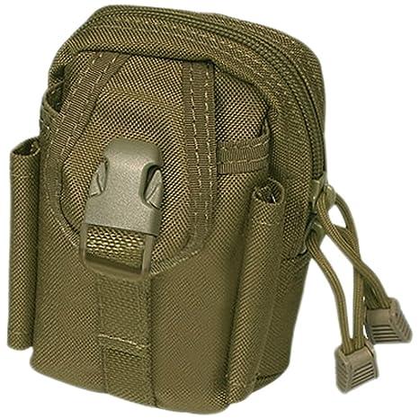 62aa45f0c5 Amazon.com   Flyye Mini Duty Waist Pack Coyote Brown   Sports   Outdoors