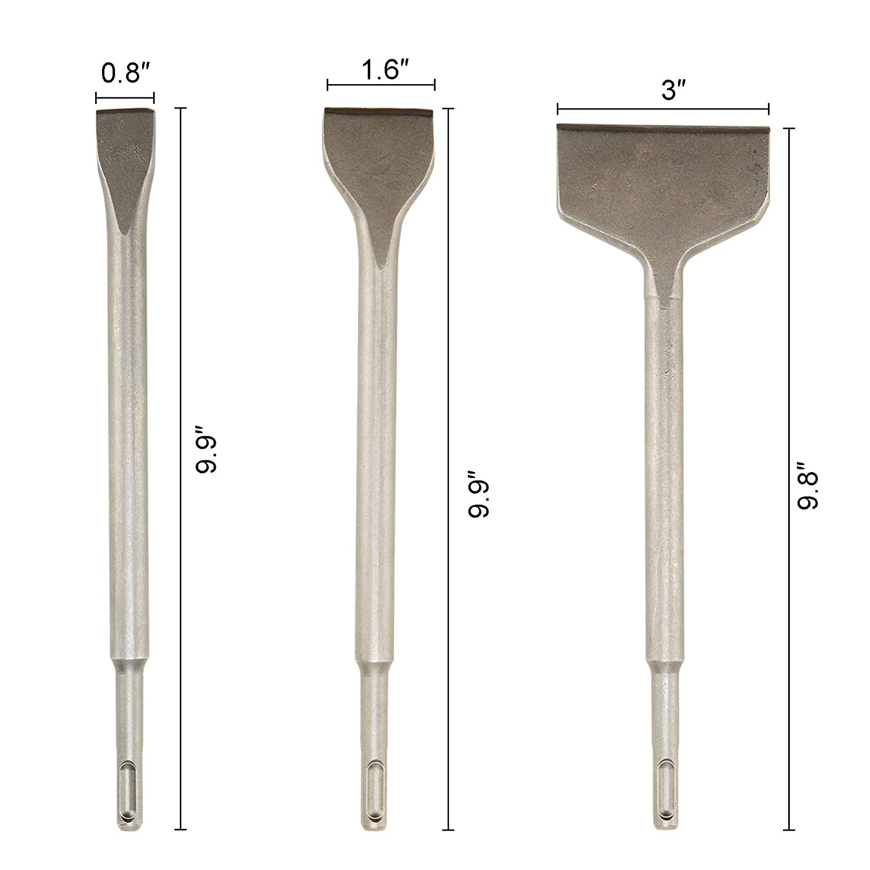 Amazon.com: CO-Z SDS-ZTCR-06 - Kit de herramientas para ...
