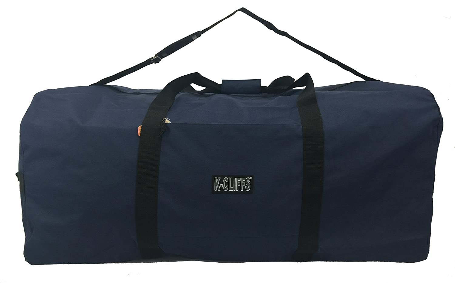 Heavy Duty Cargo Duffel Large Sport Gear Drum Set Equipment Hardware Travel Bag Rooftop Rack Bag
