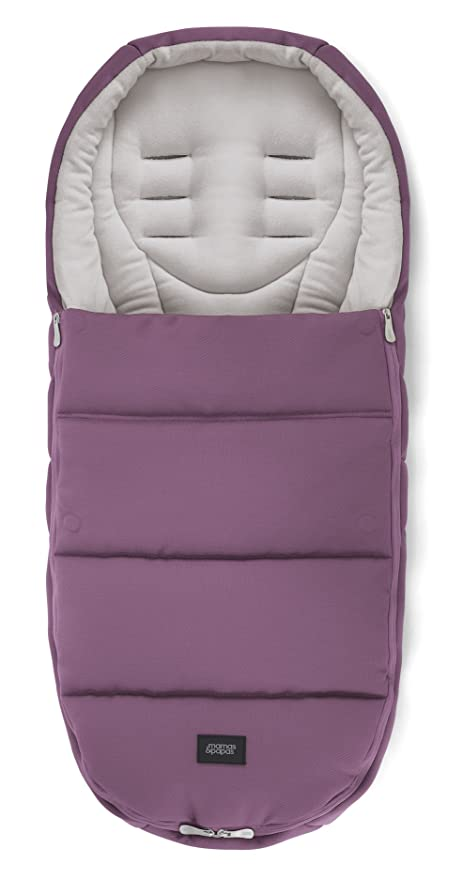 Mamas & Papas frío Plus carrito de bebé/cochecito saco, color morado vino