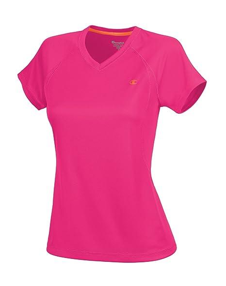 3082cf3f2cb2 Amazon.com  Champion Women s Training T-Shirt  Clothing