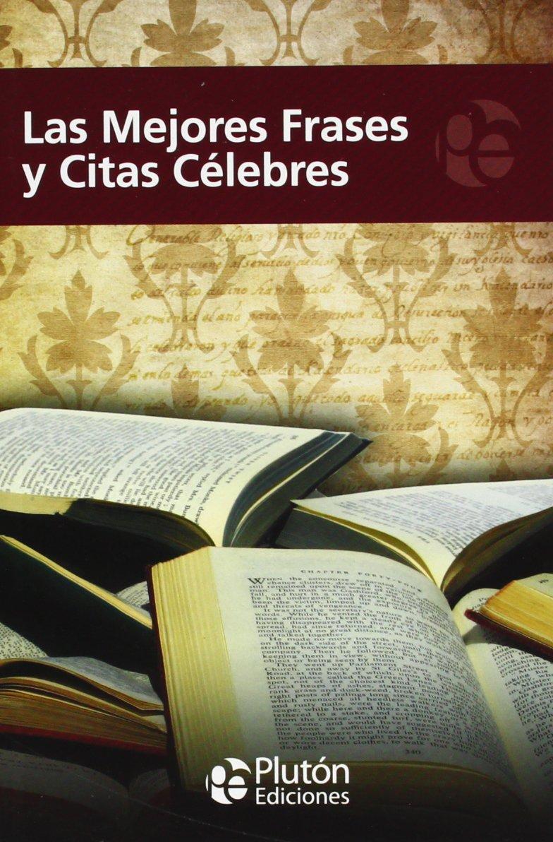 Las Mejores Frases Y Citas Célebres Vvaa 9788415089353
