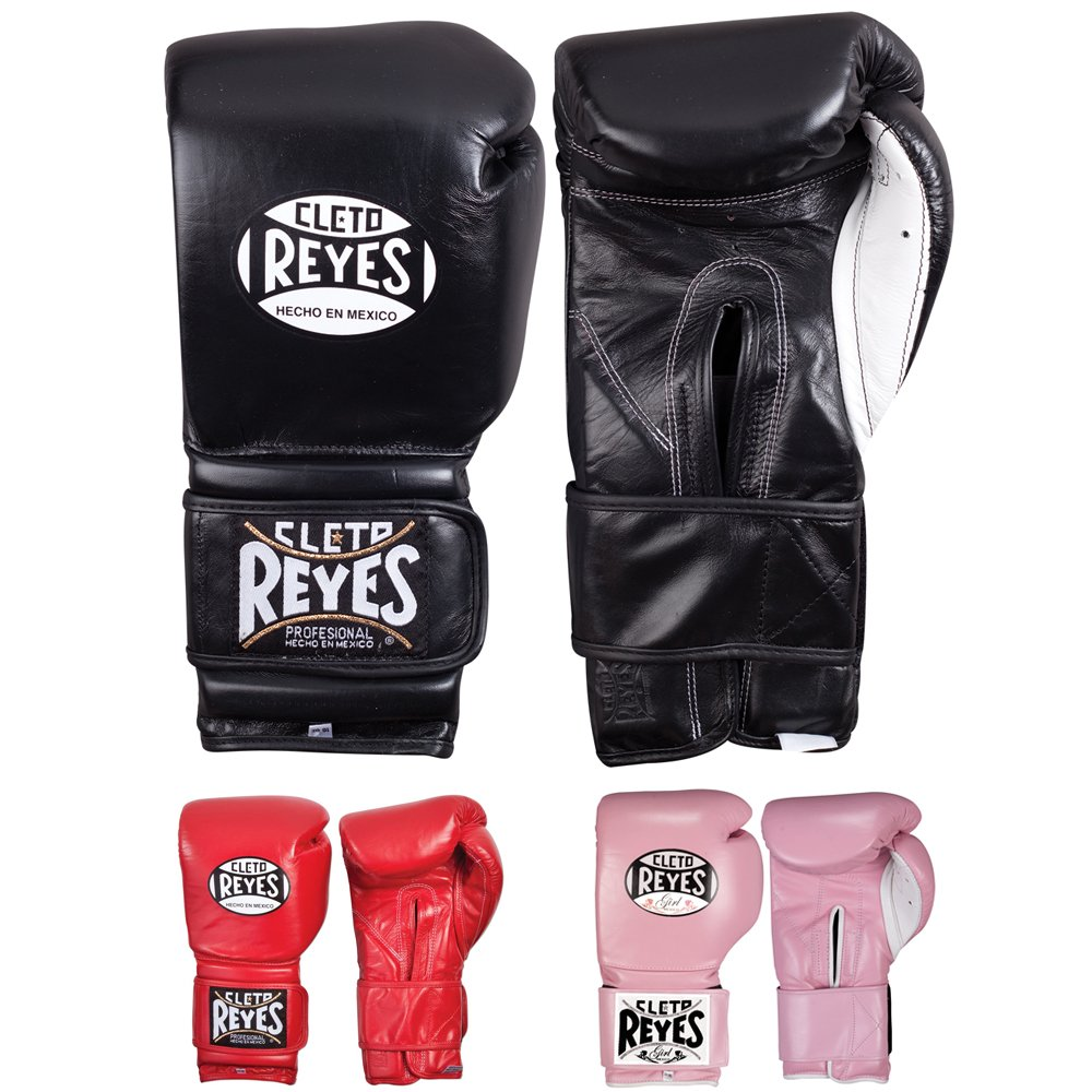 Cleto Reyes Safety Sparring Gloves, 16-Ounce, Red by Ringside (Image #3)