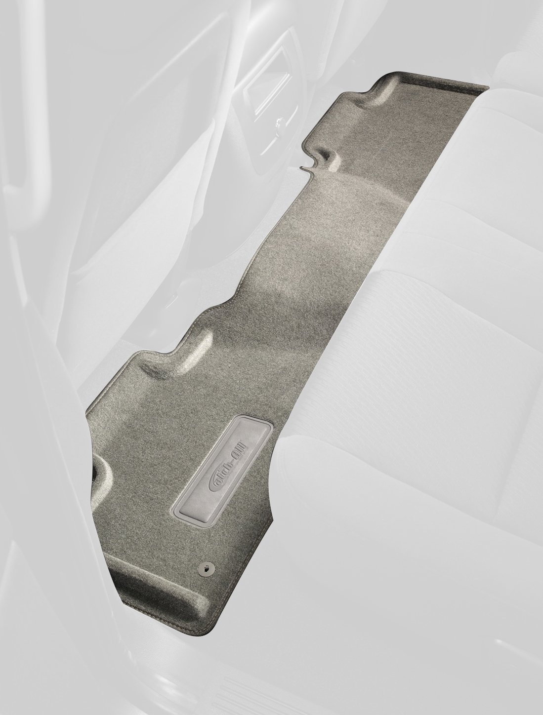 Lund 650124 Catch-All Premium Gray Carpet 2nd and 3rd Seat Floor Mat 650124-LND