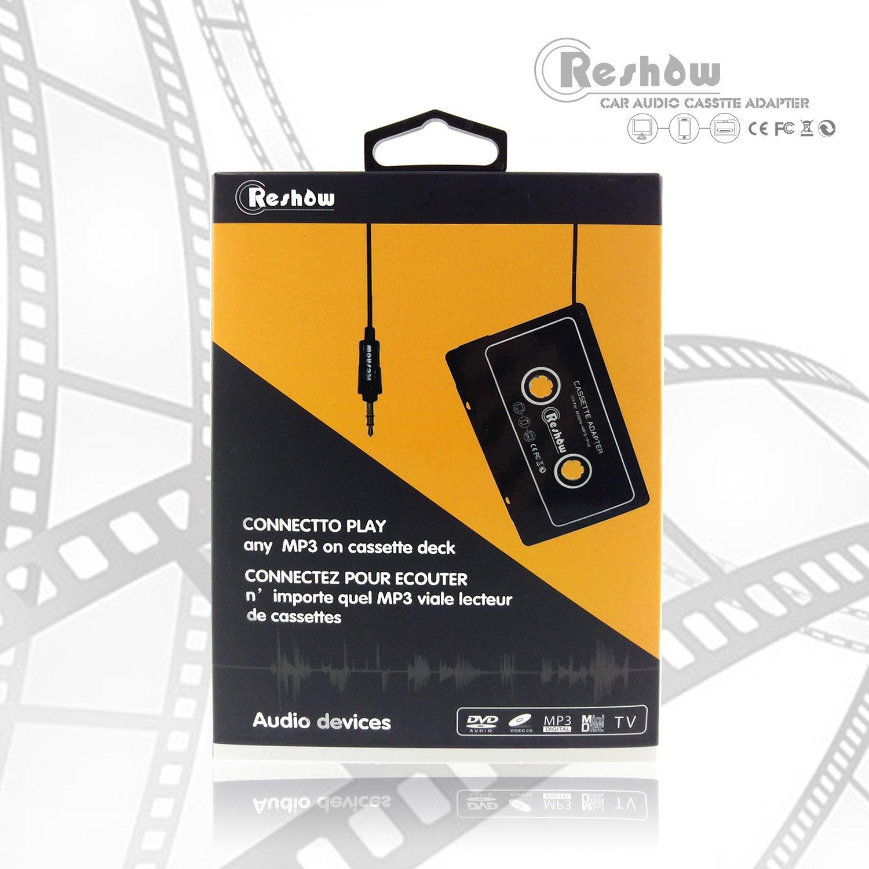 Reshow2015 Autoradio Kassetten Adapter