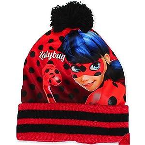 Miraculous Tales of Ladybug and Cat Noir Girls Summer Cap ER4315