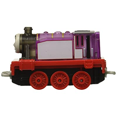 Thomas & Friends Fisher-Price Adventures, Light-Up Racer, Rosie: Toys & Games