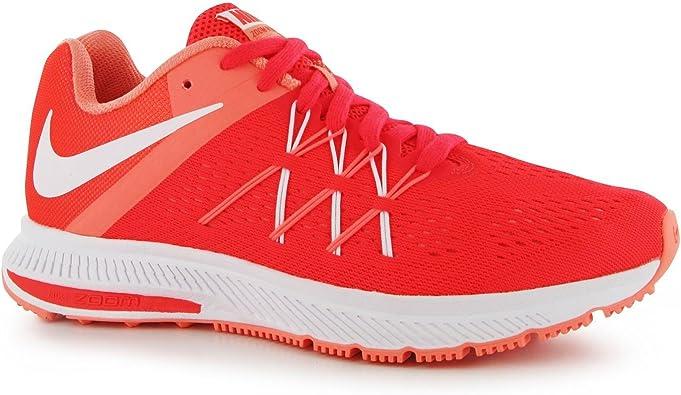 Femme 3 à Course Zoom de Winflo Pied pour Chaussures Nike