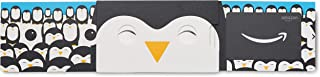 Gift Card in a Happy Penguin Slider
