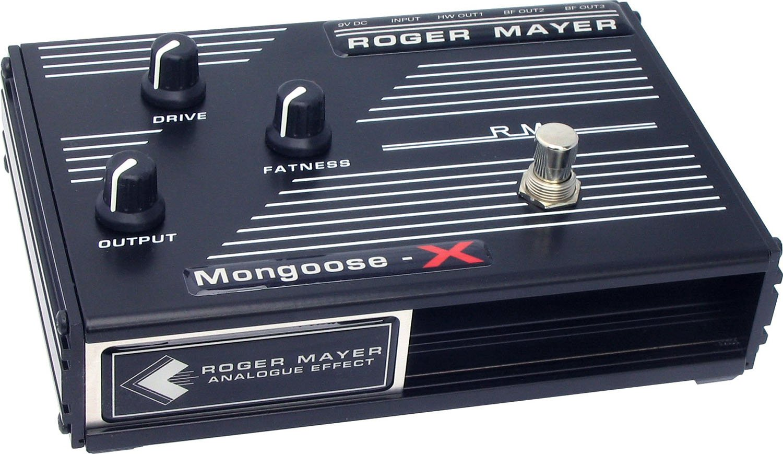 【希望者のみラッピング無料】 Roger B003VTR2IK Mayer ロジャーメイヤー ファズ Mayer Mongoose-X【国内正規輸入品】 Mongoose-X B003VTR2IK, ワタベウェディング:e9431426 --- a0267596.xsph.ru