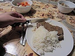 Amazon Com Dalstrong Steak Knives Set Gladiator Series